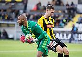 BK Häcken v Östersunds FK 6 oktober Allsvenskan