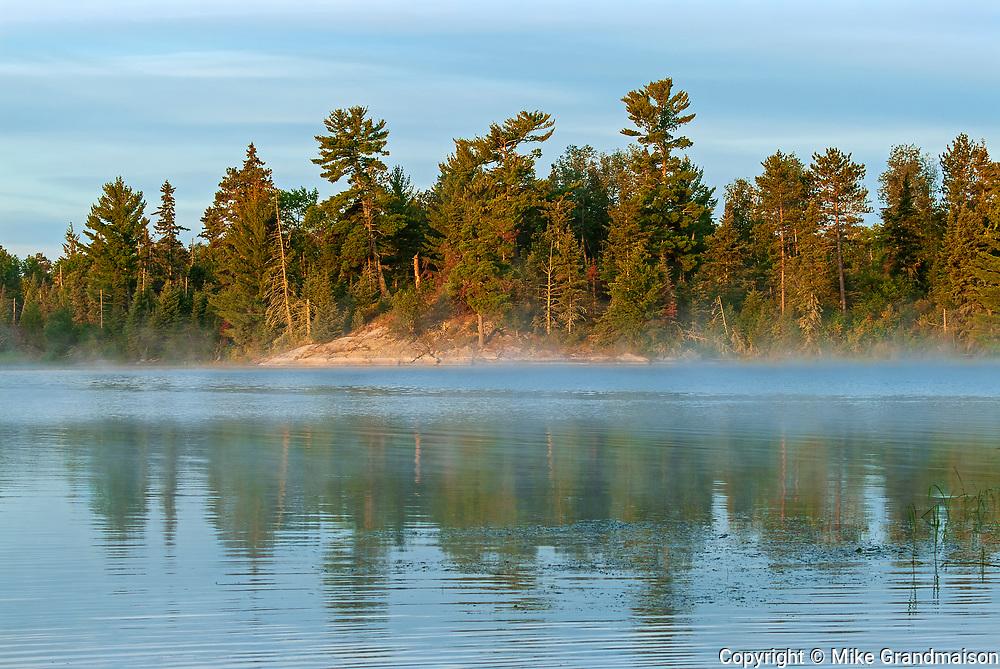 Lake of the Woods at Grassy Narrows<br />Morson<br />Ontario<br />Canada