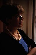 Roberta Tatafiore (Foggia, 1943 - Roma, 8 aprile 2009) è stata un'attivista femminista e libertaria italiana, scrittrice, poetessa e studiosa del fenomeno della prostituzione e della sessualità femminile. Ritratta nella sua casa di Roma