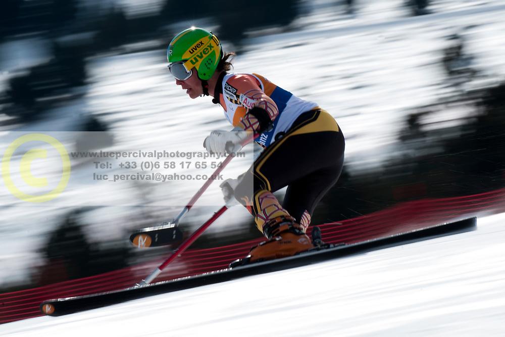 LUSCOMBE Braydon, CAN, Super Combined, 2013 IPC Alpine Skiing World Championships, La Molina, Spain