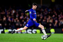 Mateo Kovacic of Chelsea - Mandatory by-line: Ryan Hiscott/JMP - 10/12/2019 - FOOTBALL - Stamford Bridge - London, England - Chelsea v Lille - UEFA Champions League group stage