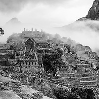 Where: Machu Picchu, Peru <br /> So was it worth to get up at 3:30 am to get this shot? You tell me?