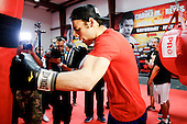 Chavez Jr Reyes Workout