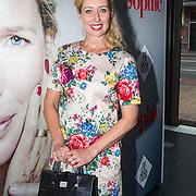 NLD/Amsterdam/20151115 - Premiere Toneelstuk Sophie, Plien van Bennekom