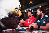 USA Sevens 2016 - United States Autograph Session at Todd English Pub
