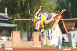 Marusa Cernjul competes during day 1 of Slovenian Athletics Cup 2019, on June 15, 2019 in Celje, Slovenia. Photo by Peter Kastelic / Sportida