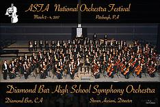 Diamond Bar High School Symphony Orchestra
