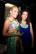 Presenter Busy Philipps, and Jenni Luke, Step Up Women's Network Executive Director