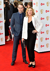 Kim Cattrall arriving for the Virgin TV British Academy Television Awards 2017 held at Festival Hall at Southbank Centre, London. PRESS ASSOCIATION Photo. Picture date: Sunday May 14, 2017. See PA story SHOWBIZ Bafta. Photo credit should read: Matt Crossick/PA Wire