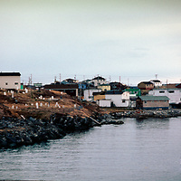 Port aux Basque is the Newfoundland terminal for the ferry from Nova Scotia