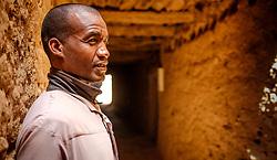 Portrait of a Berber man in a remote village in southern Morocco, North Africa<br /> <br /> (c) Andrew Wilson | Edinburgh Elite media