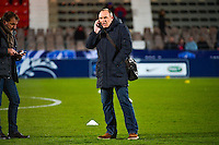 Alain Boghossian - 03.03.2015 - Boulogne / Saint Etienne - 1/4Finale Coupe de France<br />