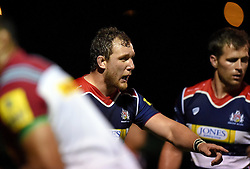 Nick Koster of Bristol United  - Mandatory by-line: Joe Meredith/JMP - 12/09/2016 - RUGBY - Clifton RFC - Bristol, England - Bristol United v Harlequins A - Aviva A League