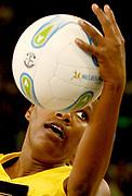 Melbourne 2006 Commonwealth Games Day 11 Netball. Bronze Medal Game. England v Jamaica.   Simone Forbes.