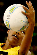 Melbourne 2006 Commonwealth Games Day 11 Netball. Bronze Medal Game. England v Jamaica.   Simone Forbes.