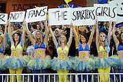 Fans, Investec Super Rugby -Highlanders v Hurricanes, 12 May 2011, Forsyth Barr Stadium, Dunedin, New Zealand.Photo: New Zealand. Photo: Richard Hood/www.photosport.co.nz