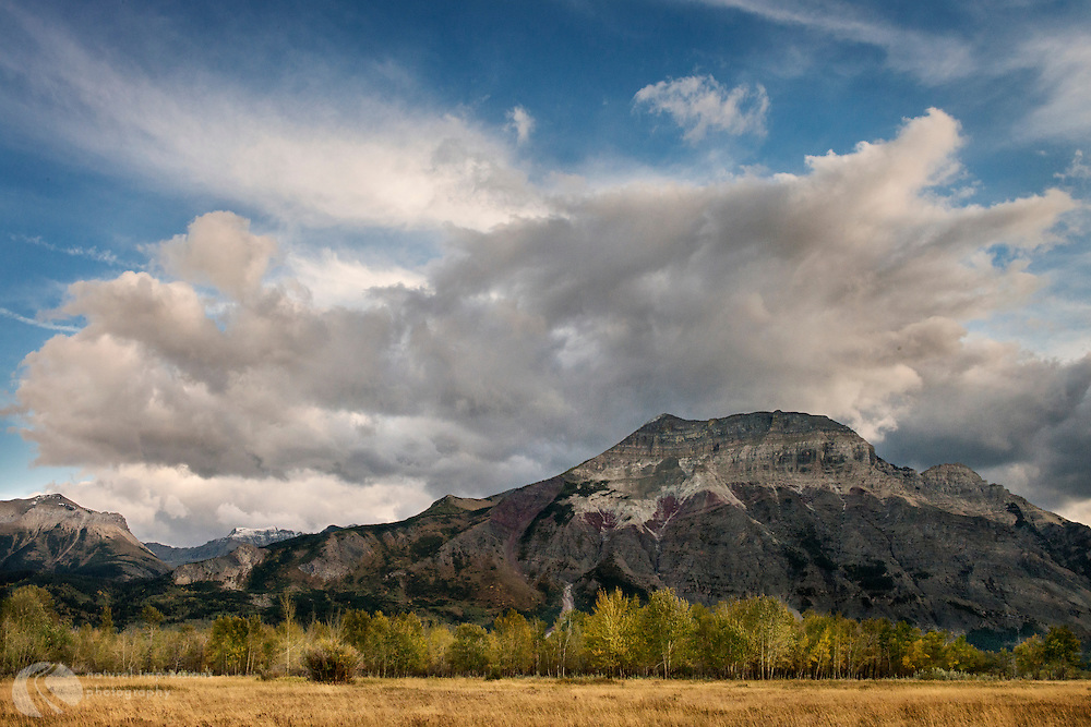 Waterton National Park; Waterton Provincial Park; Lower Waterton area
