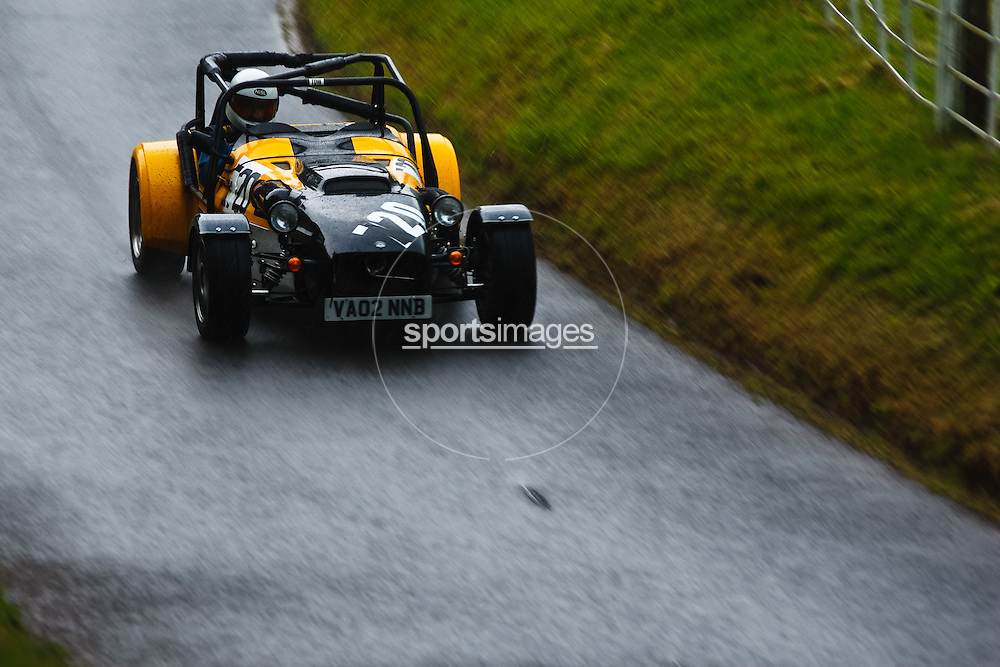 Car number 20 at Shelsley Hill climb 6/6/10