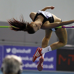 UK Athletics championships and European trials | EIS Sheffield | 9 Febuary 2013