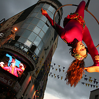 The Mardi-Gras street parade in Limerick on Saturday 2nd July 2011 was a massive success with the displays wowing the crowds...Emma Jervis / Press 22 Portfolio of West Cork Photography by Emma Jervis Photography specializing in Event, Press, Music & Video & weddings.