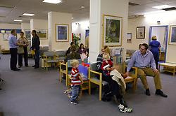 Main Outpatient waiting area,