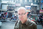 Zac O'Yeah, Swedish crime fiction and travel writer based in India.