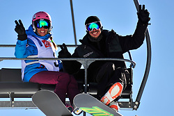 World Cup Banked Slalom, HERNANDEZ-CERVELLON Cecile, FRA at the 2016 IPC Snowboard Europa Cup Finals and World Cup