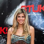 NLD/Almere/20140609 - Premiere Stuk de film, Kim Kotter