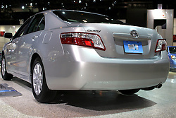 09 February 2006:  2007 Toyota Camry Hybrid.....Chicago Automobile Trade Association, Chicago Auto Show, McCormick Place, Chicago IL