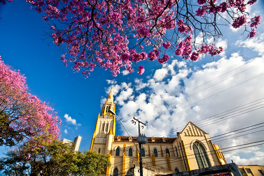 Belo Horizonte_MG, Brasil...Igreja Nossa Senhora das Dores (Igreja da Floresta) no Bairro Floresta em Belo Horizonte, Minas Gerais...The Nossa Senhora de Dores church (Church of Floresta in Floresta neighborhood in Belo Horizonte, Minas Gerais...Foto: JOAO MARCOS ROSA / NITRO