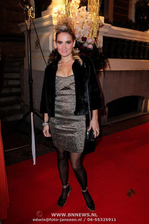 NLD/Amsterdam/20121112 - Beau Monde Awards 2012,  Peggy  Vrijens