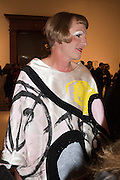 GRAYSON PERRY, Opening of Abstract Expressionism, Royal Academy, Piccadilly, London, 20 September 2016