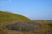 Nederland, Zuid-Holland, Gemeente Oostflakkee,  16-03-2016; Volkerakwerken, Hellegatsplein met A 29 en N59.<br /> <br /> copyright foto/photo Siebe Swart
