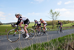 Megan Guarnier (USA) at ASDA Tour de Yorkshire Women's Race 2018 - Stage 1, a 132.5 km road race from Beverley to Doncaster on May 3, 2018. Photo by Sean Robinson/Velofocus.com
