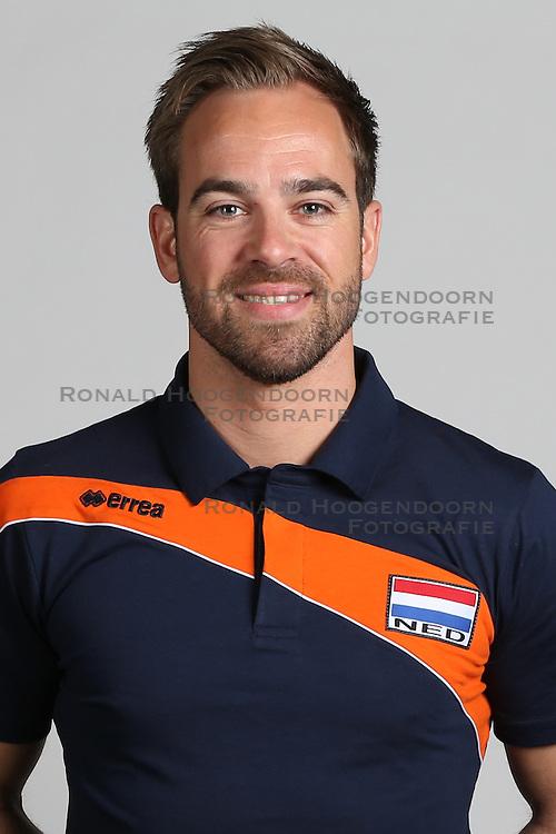 20160516 NED: Selectie Nederlands volleybal team mannen, Arnhem<br />Stephan Lutjenkossink