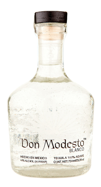 Don Modesto Tequila Blanco -- Image originally appeared in the Tequila Matchmaker: http://tequilamatchmaker.com