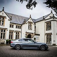 Pictures show the BMW 5 Series on Location at Mitton Hall Hotel<br /> Pictures by Paul Currie<br /> www.paulcurriephotos.com
