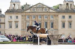 Sims Paul, (GBR), Glengarnock<br /> Cross Country<br /> Mitsubishi Motors Badminton Horse Trials - Badminton 2015<br /> © Hippo Foto - Jon Stroud<br /> 09/05/15