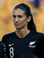 International Women's Friendly Matchs 2019 / <br /> Cup of Nations Tournament 2019 - <br /> Australia v New Zealand 2-0 ( Leichhardt Oval Stadium - Sidney,Australia ) - <br /> Abby May Erceg of New Zealand