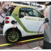 auto elettrica ad Ecomondo Rimini