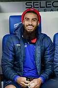 Nottingham Forest forward Lewis Grabban (7) during the EFL Sky Bet Championship match between Reading and Nottingham Forest at the Madejski Stadium, Reading, England on 12 January 2019.