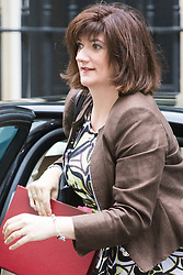 Downing Street, London, July 5th 2016. Education Secretary Nicky Morgan arrives at 10 Downing Street for the weekly cabinet meeting