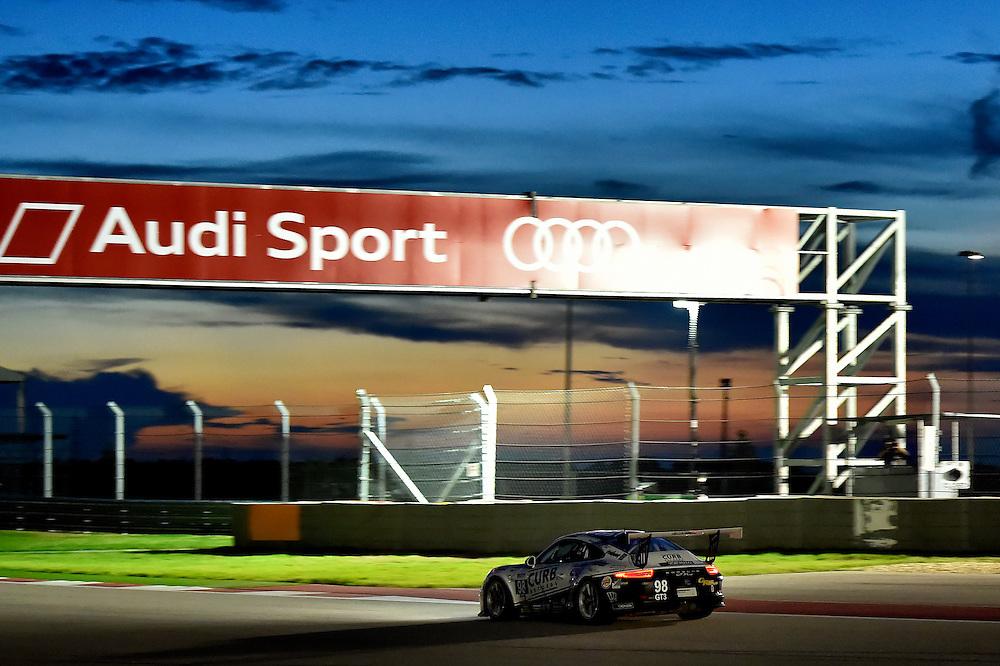 18-19 September 2014, Austin, Texas USA <br /> 98, Michael Lewis, Platinum, 2014 Porsche<br /> &copy;2014, Scott R LePage <br /> LAT Photo USA