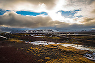 Kerið Crater, South Iceland<br />
