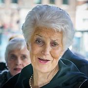 NLD/Amsterdam/20181027 - Herdenkingsdienst Wim Kok, Karla Peis