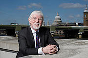 Portraits of John Rees, who is a lawyer who advises the Church of England in Borough, London on Tuesday April 15, 2014.