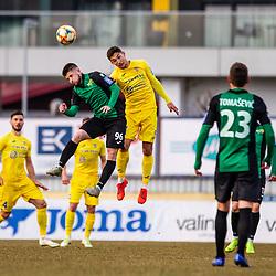 20190224: SLO, Football - Prva liga Telekom Slovenije 2018/19, NK Domzale vs NK Rudar