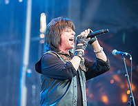 2019-06-05 | Norje, Sweden: Joe Lynn Turner performing at the Sweden Rock Festival ( Photo by: Roger Linde | Swe Press Photo )<br /> <br /> Keywords: Sweden Rock Festival, Norje, Festival, Sweden Rock Festival, SRF, Joe Lynn Turner