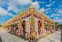 Thanboddhay Phaya near Monywa Myanmar (Burma)