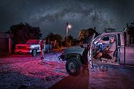 American Dreamscapes La Frontera / 2018